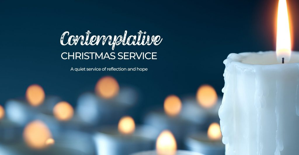 Contemplative Christmas Service