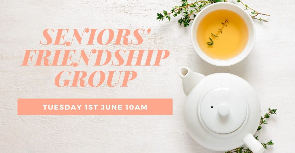 Seniors Friendship Group